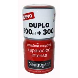 Neutrogena duplo bálsamo corporal 300ml+300ml