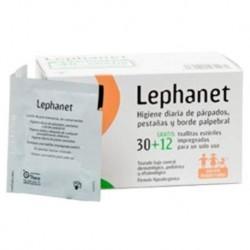 Lephanet toallitas 30+12