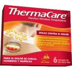 ThermaCare cuello,hombros,muñecas parche térmico terapéutico 2u