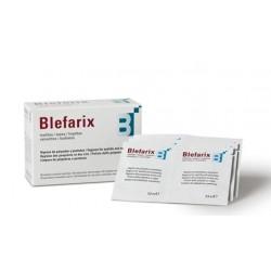Blefarix Toallitas estériles 2.5ml higiene párpados y pestañas