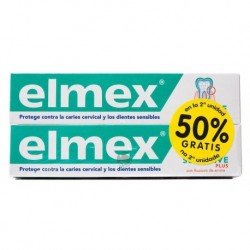 Elmex Sensitive formato ahorro 75ml+75ml