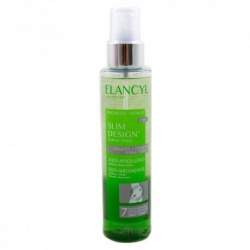 ELANCYL SLIM DESIGN ACEITE ANTICELULITICO REAFIRMANTE 150ML