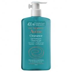 Avene Cleanance Gel Limpiador 400ml