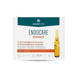 ENDOCARE-C20 PROTEOGLICANOS,30 AMPOLLAS